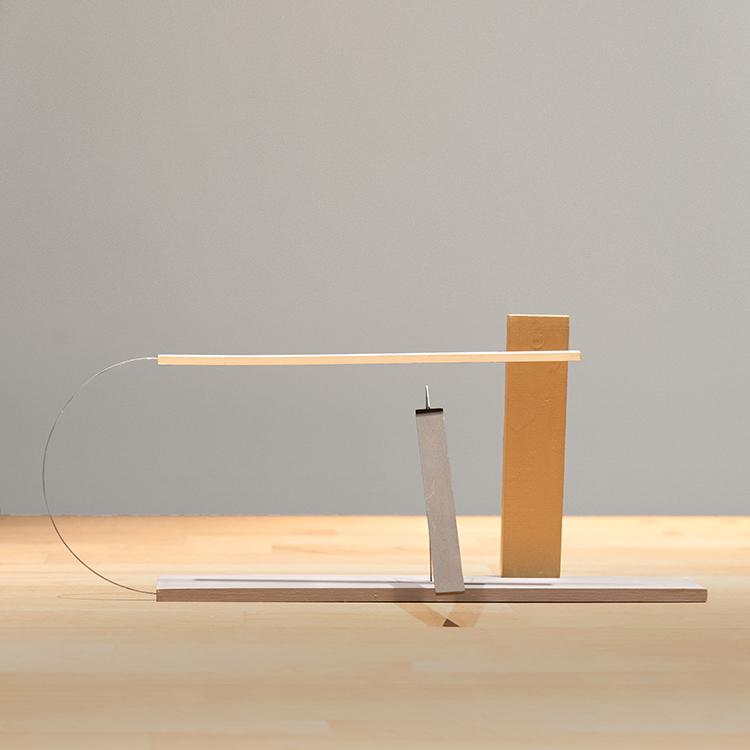 Installation Sensitiva von Bruno Munari