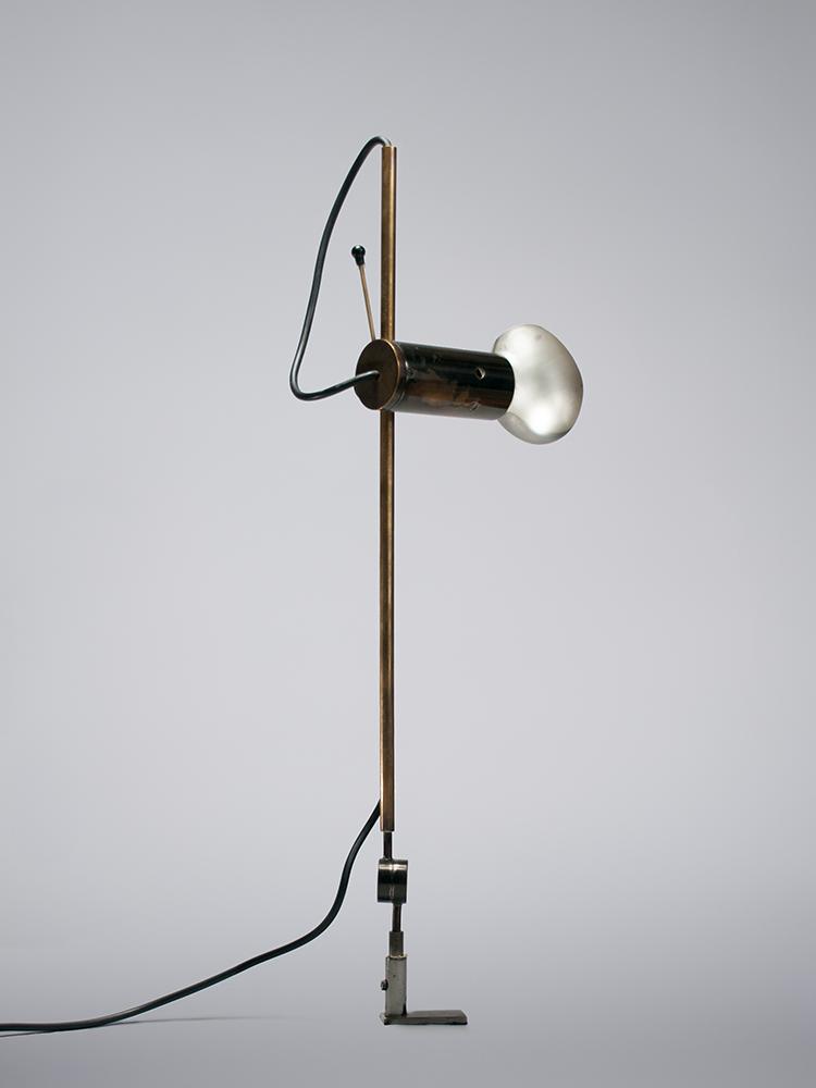 Candela-Lichtplanung-Salone-255-Tischleuchte-Tito-Agnoli