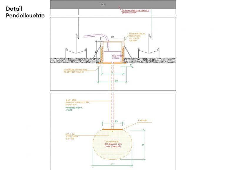 Boutique-Hotel-Stuttgart-Detail-Pendelleuchte
