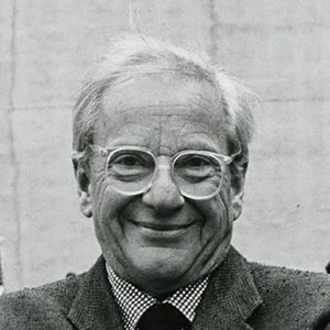 Francois Morellet Portrait