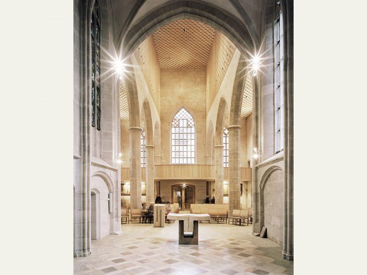 Kirche St. Martha in Nürnberg
