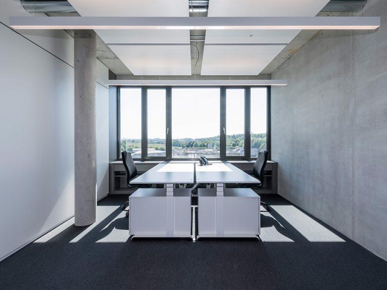 Lichtplanung Neue Mitte Remseck, Büro