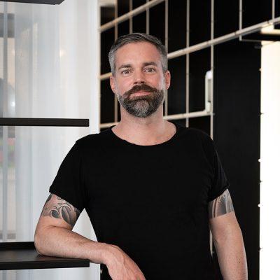 Jörg Jänisch Portrait