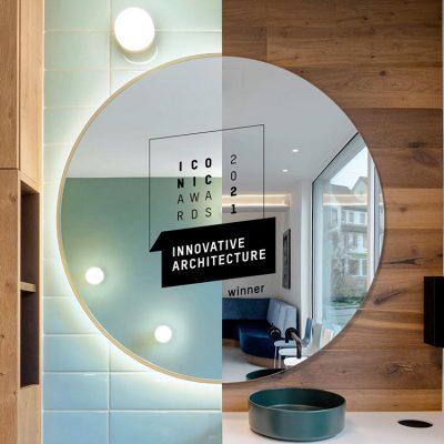 Iconic-Awards-2021 für 12:43 Architekten