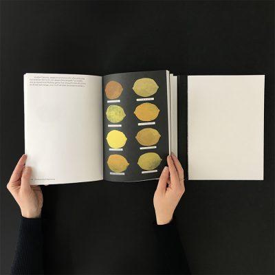 Skizzenbuch für Ettore Sottsass mit Zeichnungen von Barbara Wrede